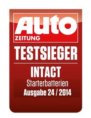 To 2014 ως καλύτερη μπαταρία START-STOP στο περιοδικό AUTO ZEITUNG