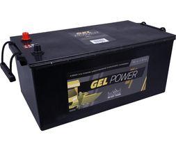 Μπαταρία Φωτοβολταικού Βαθιάς Εκφόρτισης  GEL POWER 230AH | battery-expert.gr