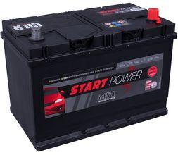 Μπαταρία Αυτοκινήτου-Φορτηγού START POWER 60032 100AH 820a | battery-expert.gr