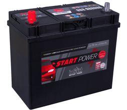 Μπαταρία Αυτοκινήτου START POWER 54551 45AH 300CCA EN | battery-expert.gr
