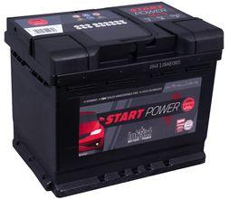 Μπαταρία Αυτοκινήτου - taxi - τροχόσπιτου START POWER 56219 62AH 540A CCA EN | battery-expert.gr