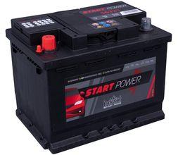 Μπαταρία Αυτοκινήτου START POWER 56221 62AH 540A | battery-expert.gr