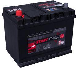 Μπαταρία Αυτοκινήτου START POWER 57024 70AH 550A | battery-expert.gr