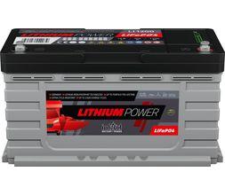 Μπαταρία Λιθίου Lithium 105Ah