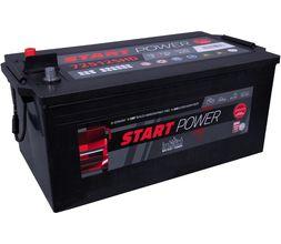 Μπαταρία Φορτηγού - Χωματουργικών Μηχανημάτων START POWER SHD 72512 225AH 1200CCA | battery-expert.gr