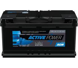 Μπαταρία GEL Βαθειάς Εκφόρτισης AGM 115Ah | battery-expert.gr
