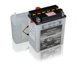 Μπαταρία Μοτοσυκλέτας YB12AL-A2 12AH BIKE POWER CLASSIC | battery-expert.gr