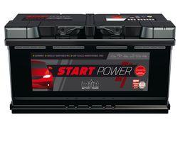 Μπαταρία Αυτοκινήτου, Φορτηγού, Jeep, Τροχόσπιτου, Taxi, Γεννητριών INTACT START POWER 60044 100 | battery-expert.gr