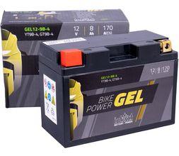 Μπαταρία Μοτοσυκλέτας GEL YT9B-4 8AH | battery-expert.gr