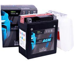 Μπαταρία Μοτοσυκλέτας intAct YTX7L-BS 6AH | battery-expert.gr