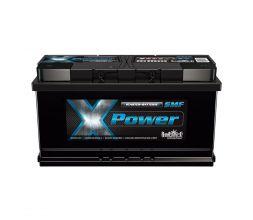 Μπαταρία Αυτοκινήτου 50AH INTACT X-POWER X50  | battery-expert.gr