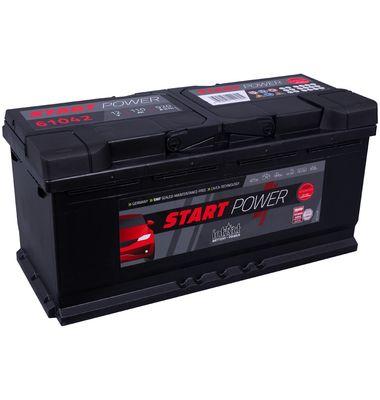 Μπαταρία Αυτοκινήτου START POWER 61042 110AH 920A | battery-expert.gr