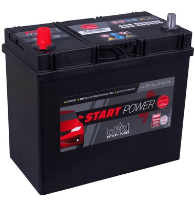 Μπαταρία Αυτοκινήτου START POWER 54524 45AH 300A | battery-expert.gr