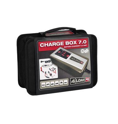 Φορτιστής συντηρητής συσσωρευτής αυτοκινήτου 4 LOAD CB7.0 | battery-expert.gr