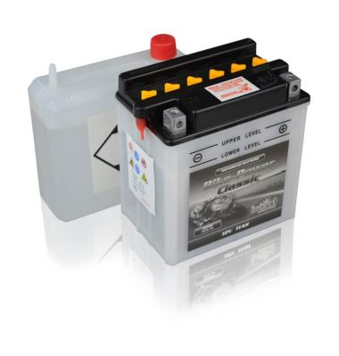 Μπαταρία Μοτοσυκλέτας YB10L-A2 12N10-3A 11AH BIKE POWER | battery-expert.gr