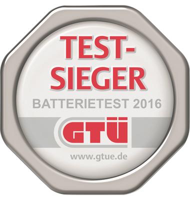 GTu Testsieger 2016